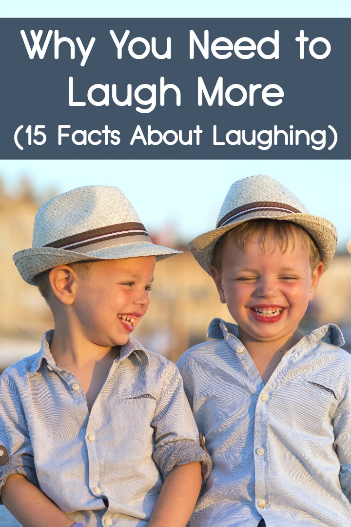 Why You Need to Laugh More (15 Facts About Laughing) ~ https://facthacker.com/facts-about-laughing/