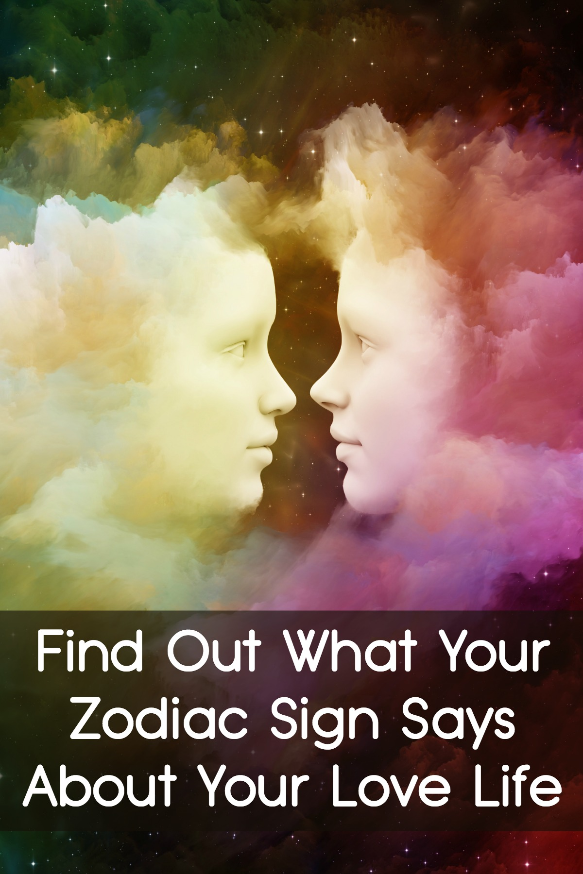 Find Out What Your Zodiac Sign Says About Your Love Life ~