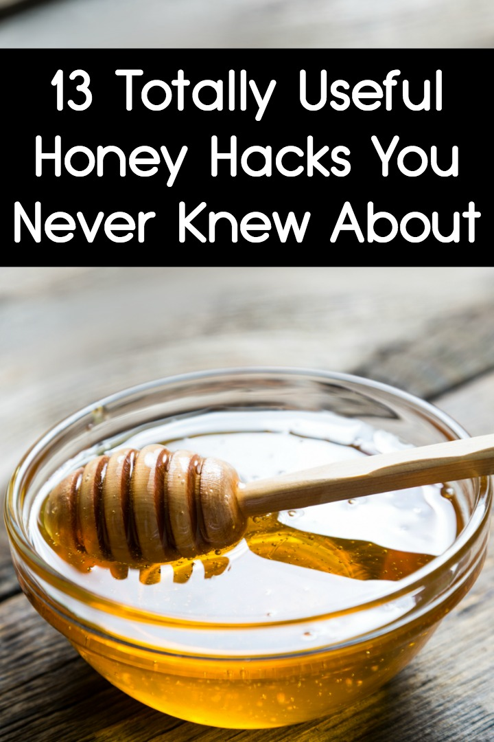 13 Totally Useful Honey Hacks You Never Knew About ~