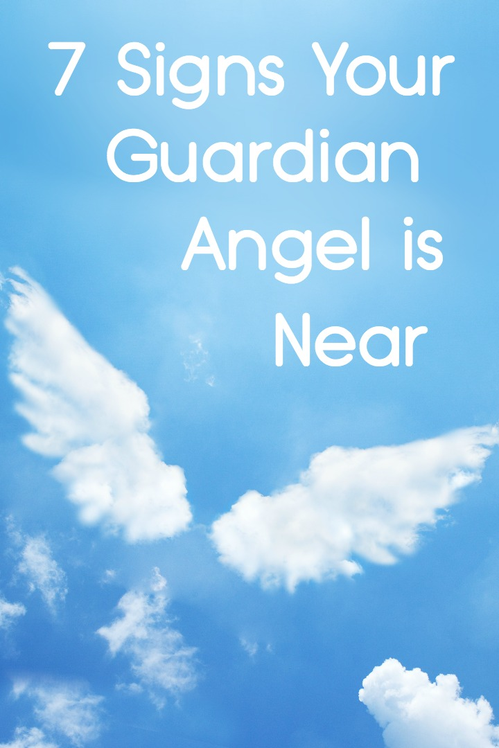7 Signs Your Guardian Angel is Near ~
